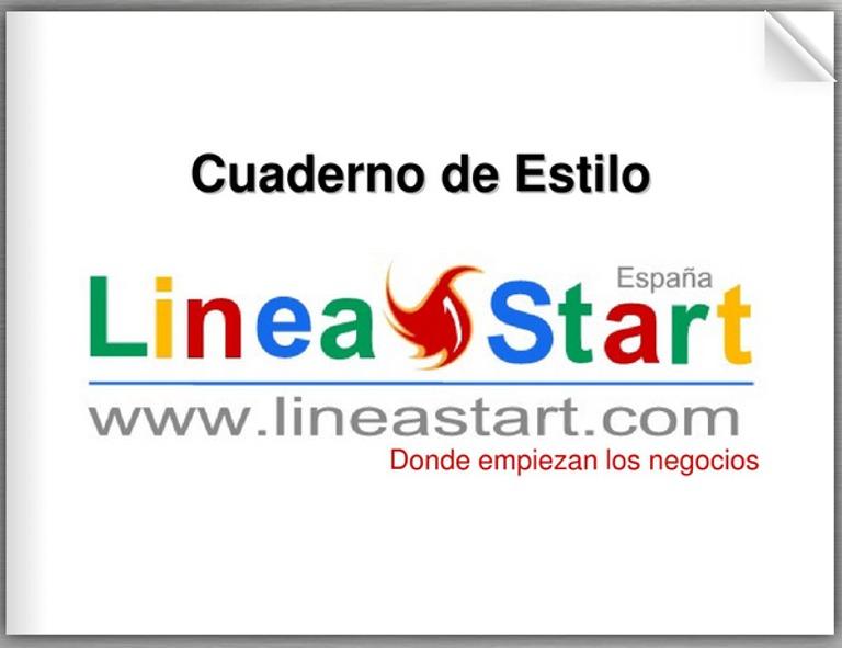 CUADERNO DE ESTILO - LINEA TOURS