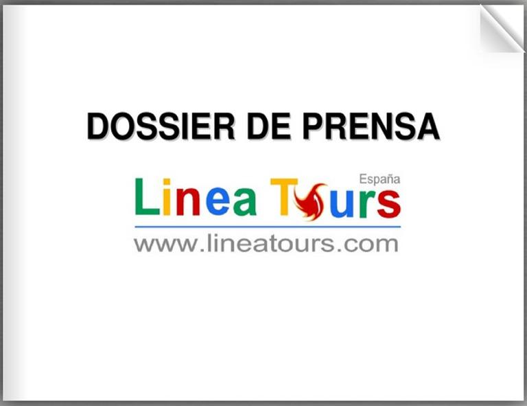 DOSSIER DE PRENSA - LINEA TOURS