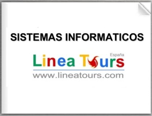SISTEMAS ON LINE - LINEA TOURS